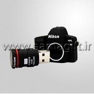 فلش مموری طرح دوربین Nikon